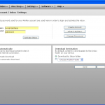 Inbox Setup